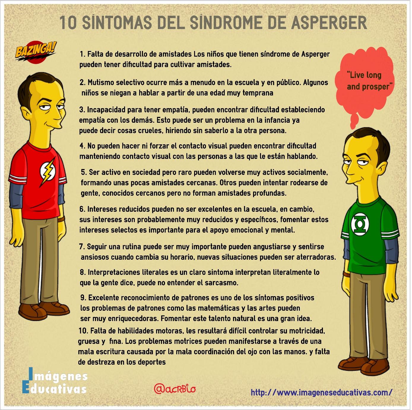 D 237 A Internacional Del S 237 Ndrome De Asperger Taringa