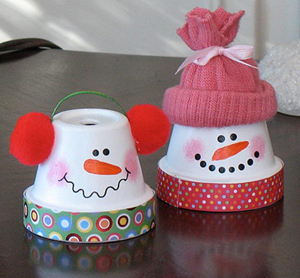 Manualidades navidad 2 imagenes educativas - Manualidades navidenas faciles para ninos ...