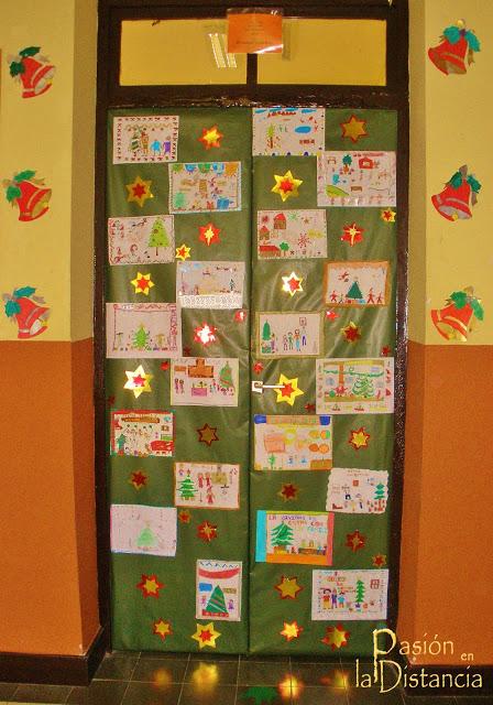 Puertas7 imagenes educativas for Puertas decoradas para regreso a clases