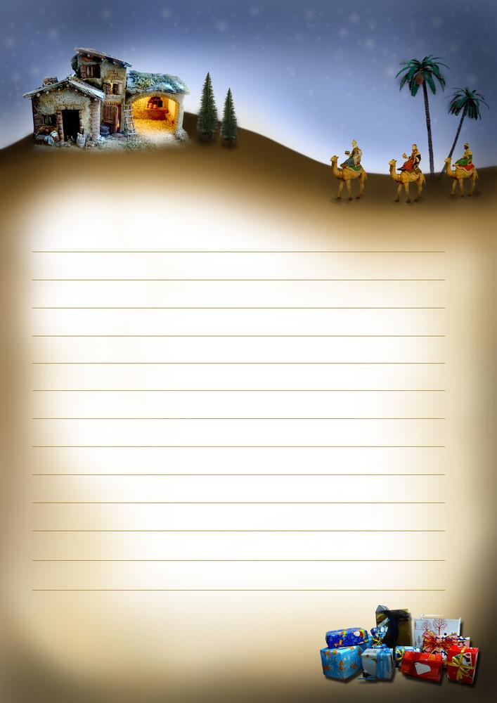 cartas reyes magos  3