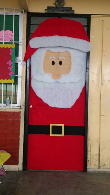 Manualidades navide as puertas 6 imagenes educativas for Puertas decoradas navidad colegio