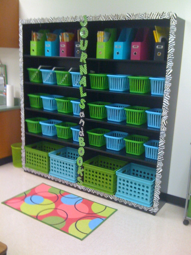 Classroom Design And Organization Ideas ~ Organizadores en clase imagenes educativas