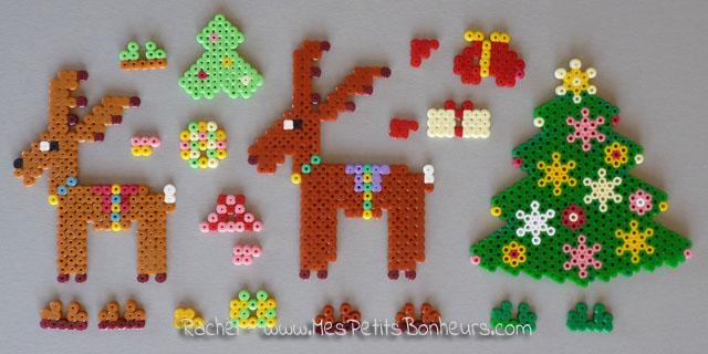 manualidades navideñas con hama (12)  Imagenes Educativas