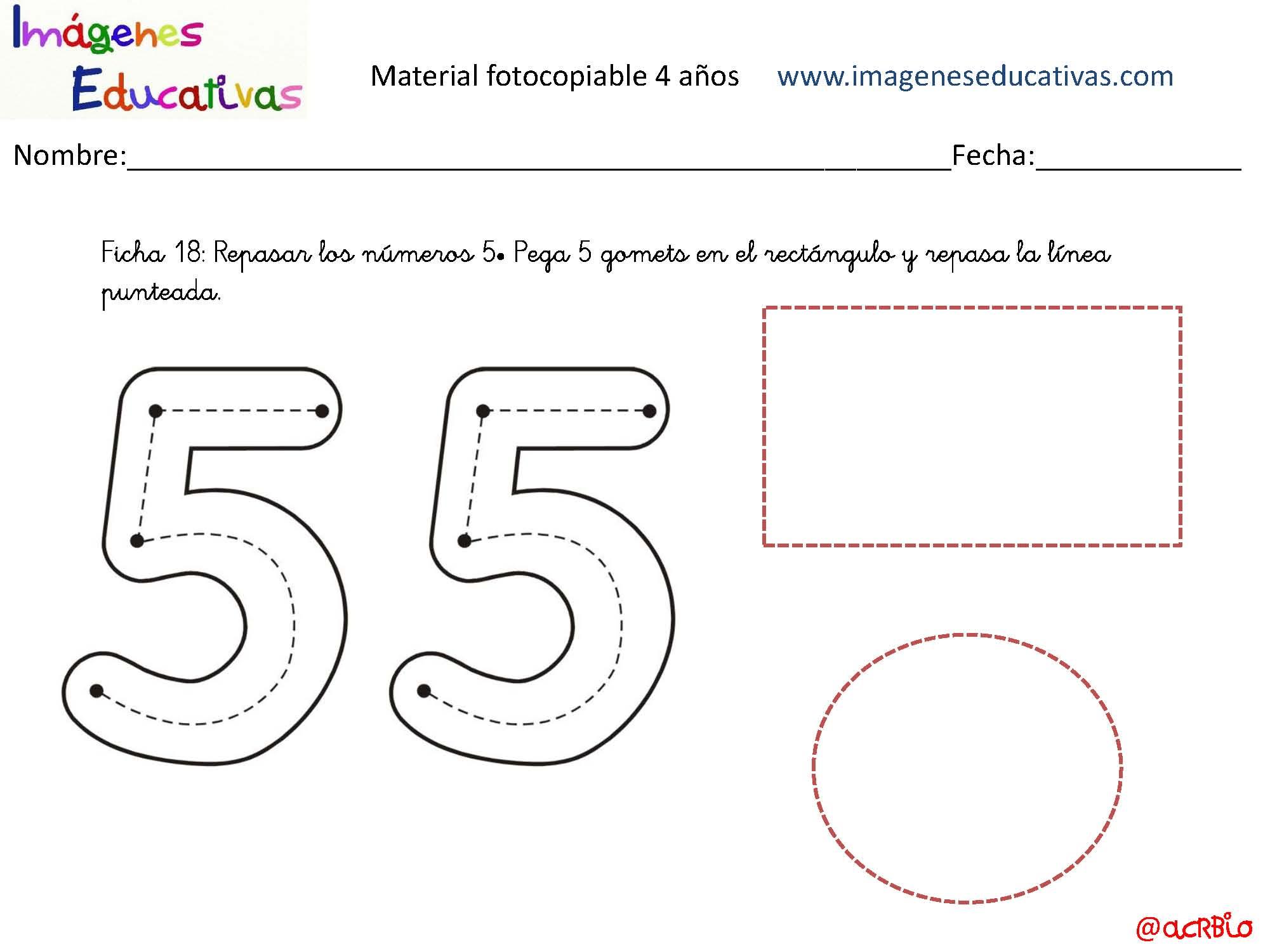 Cuadernillo 40 Actividades Eduaci N Preescolar 4 A Os