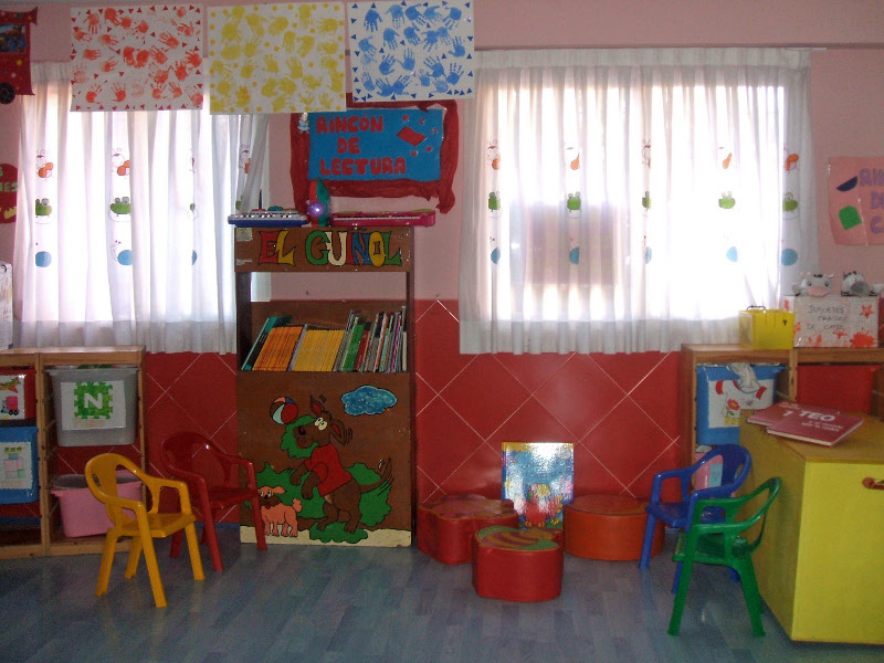 Rincones educacion infantil 11 imagenes educativas for Decoracion de espacios de aprendizaje