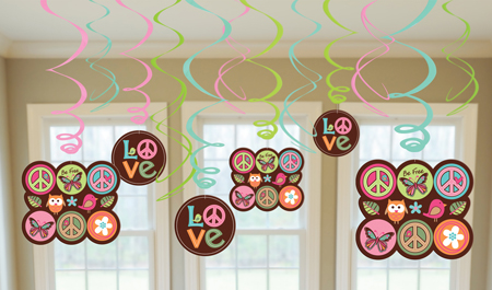 Decorados espirales hippie chic ampl imagenes educativas for Decoracion hippie chic