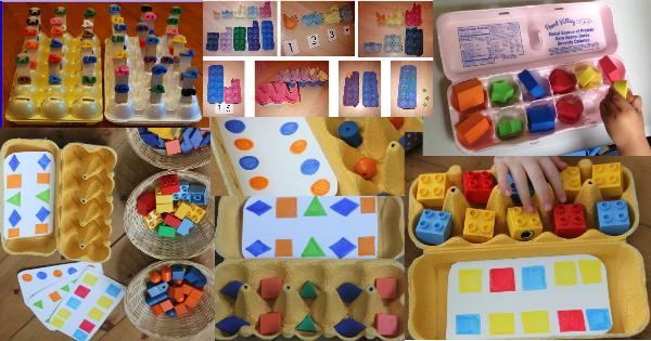 Hueveras de carton y conceptos preescolar e infantil for Concepto de periodico mural