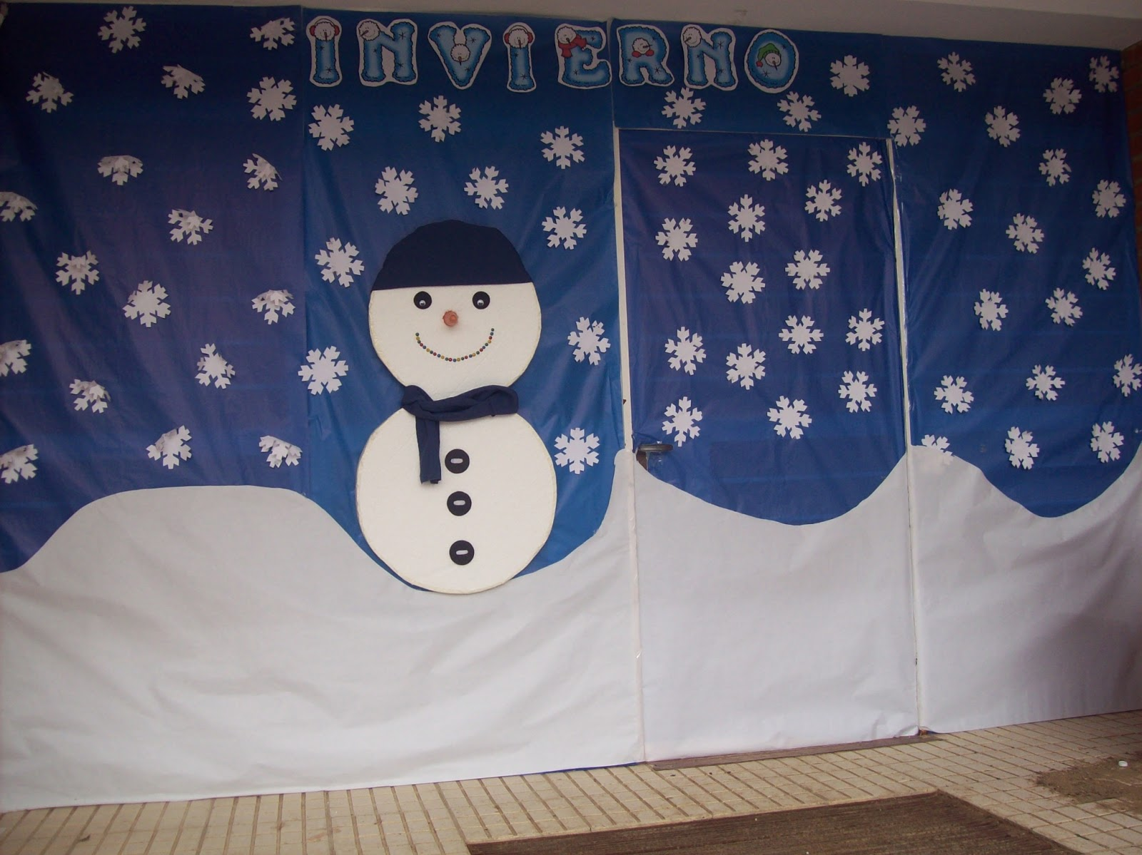 Invierno 25 imagenes educativas for Decoracion invierno