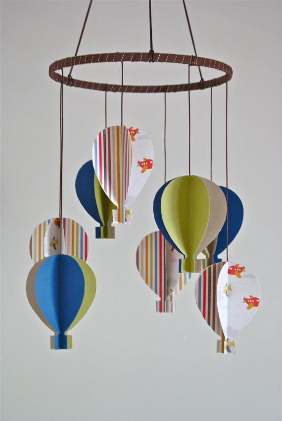 Movil de globos imagenes educativas for Aplicaciones para decorar el movil