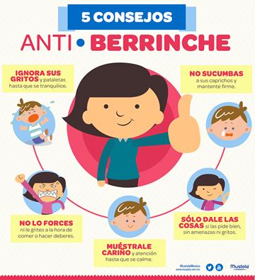 5 consejos para los berrinches en imagenes - Pasos a seguir para echar a tu hijo de casa ...