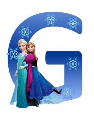 Abecedario Frozen (8)