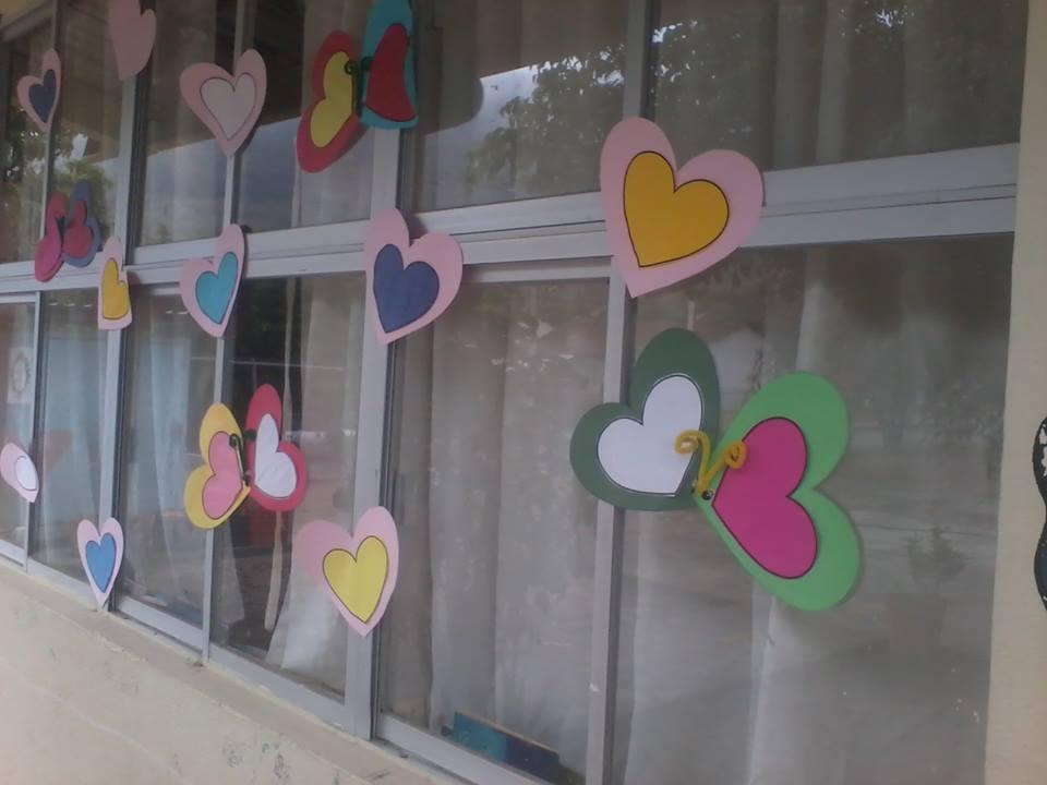 Decoracion dia del amor y dela amistad 2 imagenes for Decoracion amor y amistad oficina