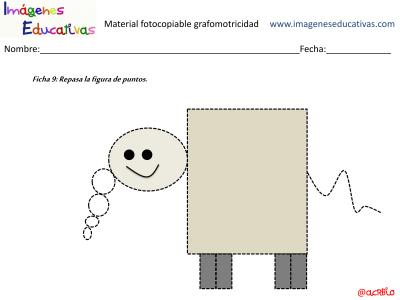 Grafomotricidad Nivel II (10)