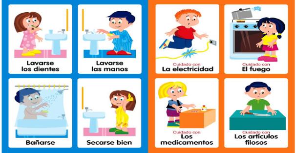 H bitos de higiene personal y seguridad en el hogar - Fotos de aseos ...