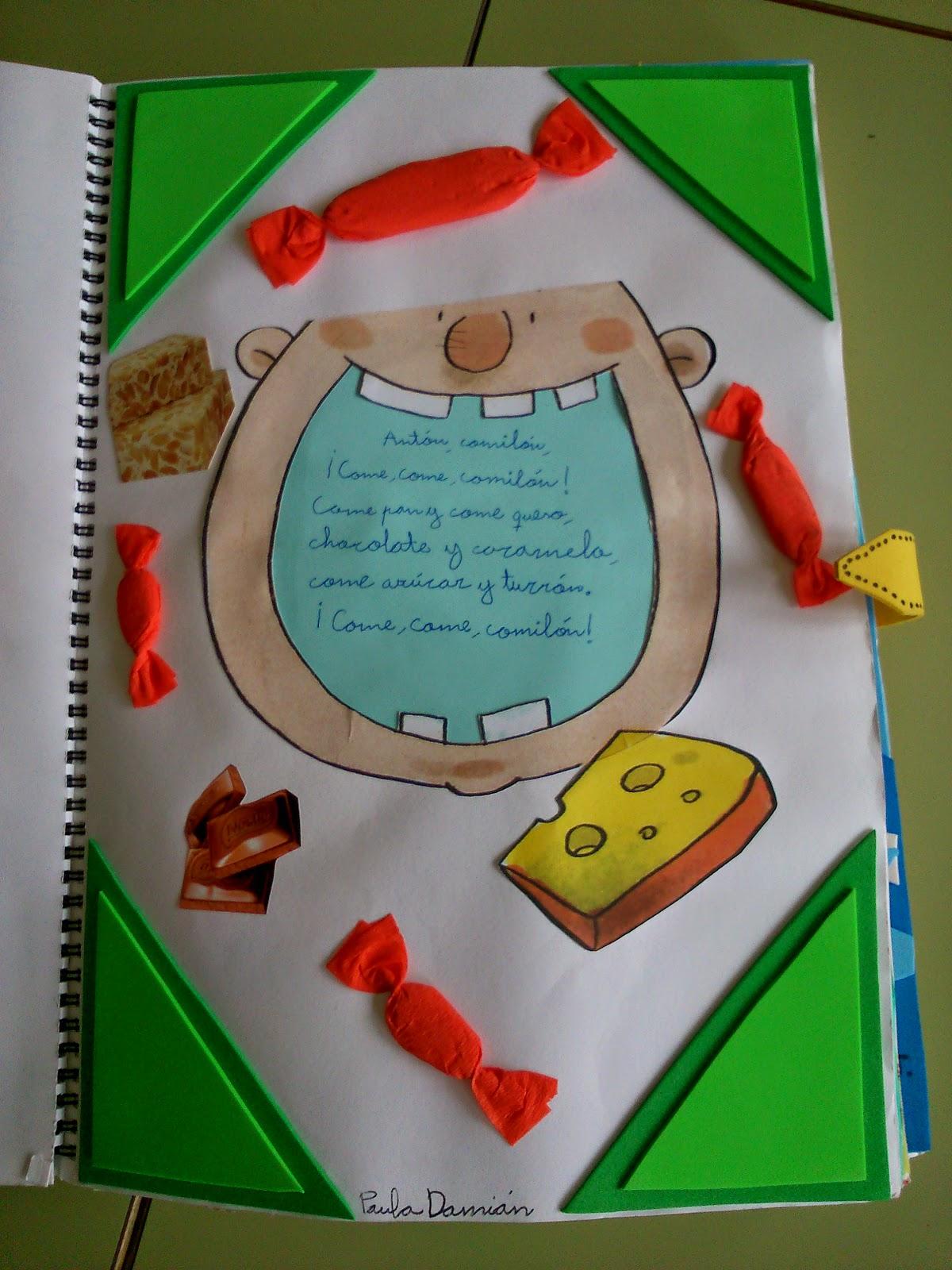 Libro Viajero (8) - Imagenes Educativas