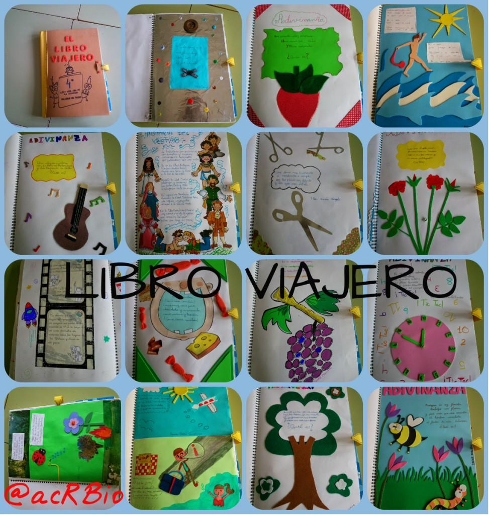 Producci n de textos orales y escritos libro viajero - Ideas libro viajero infantil ...