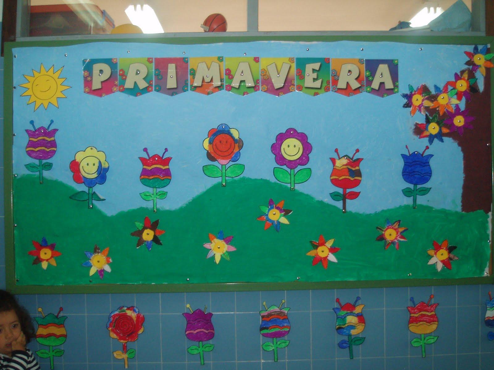 Murales primavera 5 imagenes educativas for 971 salon monticello ar