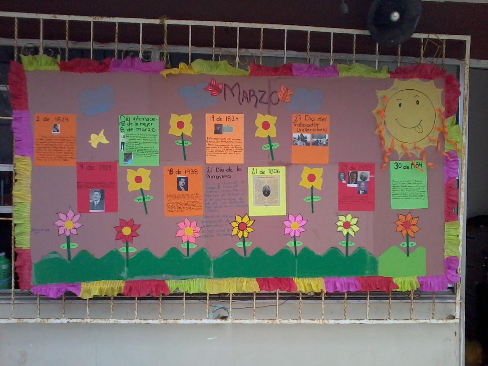 Periodico mural 4 imagenes educativas for Como elaborar un periodico mural escolar