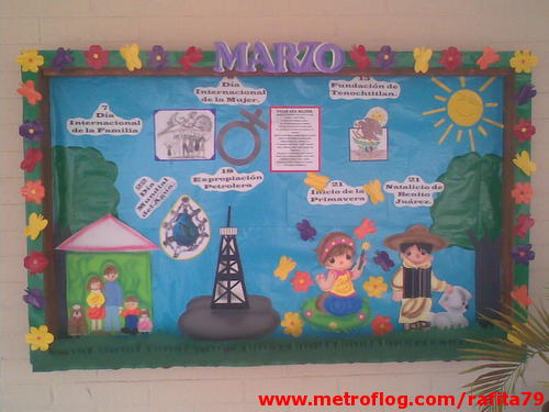 periodico mural 5 imagenes educativas ForComo Decorar Un Mural
