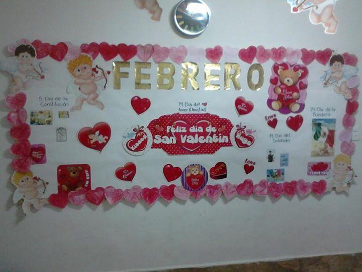 Periodico mural 7 imagenes educativas for Murales infantiles para preescolar