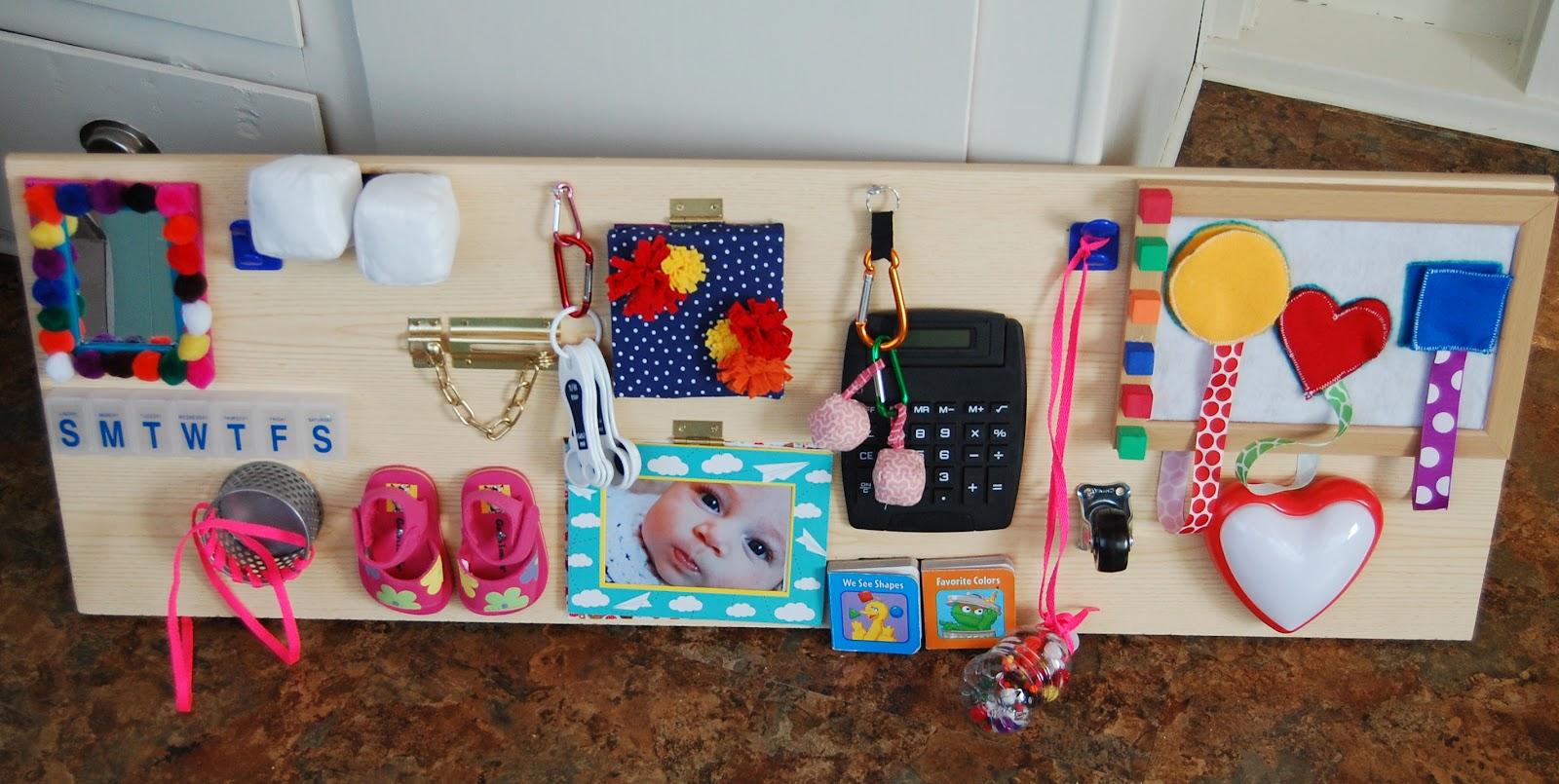Busy Board 9 Imagenes Educativas