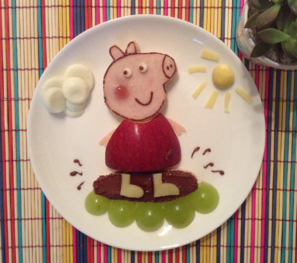 Comida creativa para ni os 2 imagenes educativas for Cocina creativa para ninos