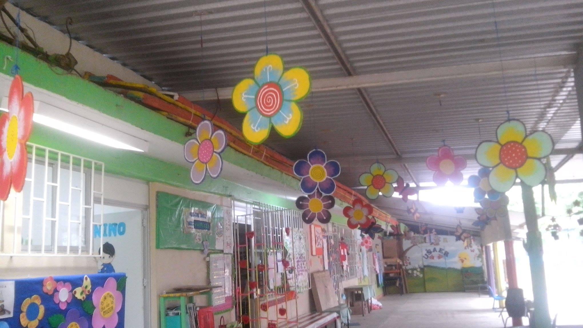 Salon De Clases Decorado De Primavera ~ Decoracion de clase detalles primavera (22)  Imagenes Educativas