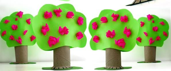 Manualidades con rollos de papel higi nico 30 imagenes - Manualidades con rollos de papel higienico para decorar ...