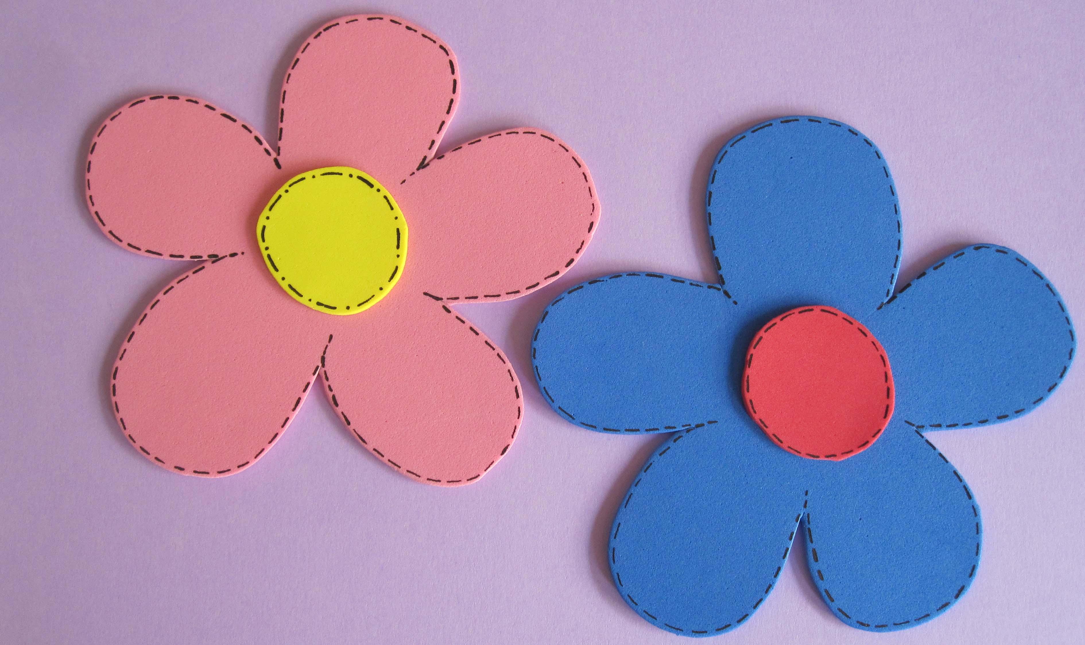 Manualidades de primavera 6 imagenes educativas - Imagenes de manualidades ...
