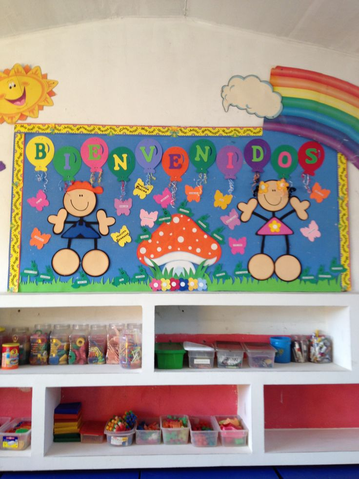 Primavera murales 8 imagenes educativas for Murales para decoracion
