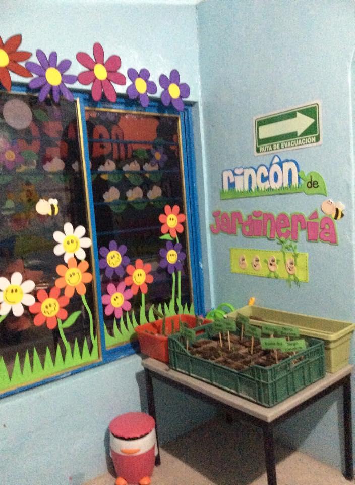 Primavera rincones 8 imagenes educativas for Articulos decoracion originales