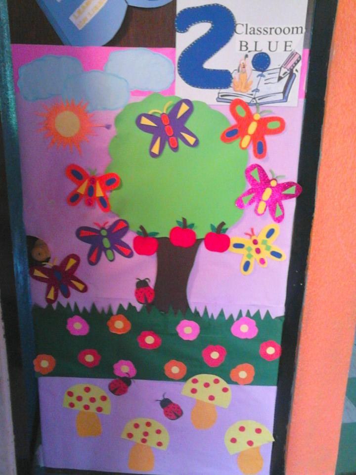 Puertas primavera 11 imagenes educativas for Puertas decoradas para el dia del libro