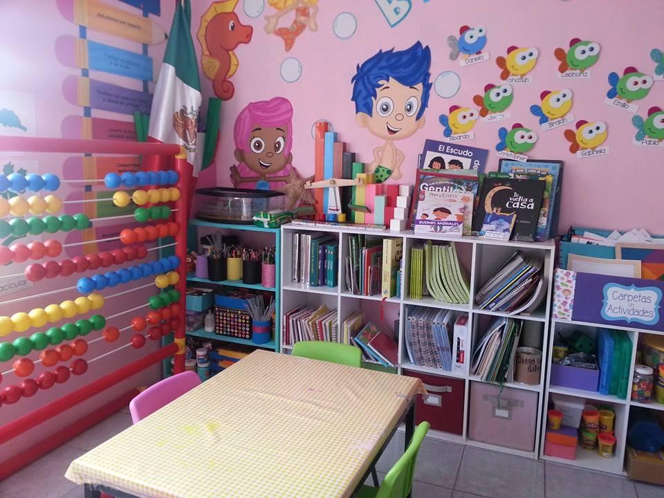 Rincones de clase 16 imagenes educativas for Actividades para el salon de clases de primaria