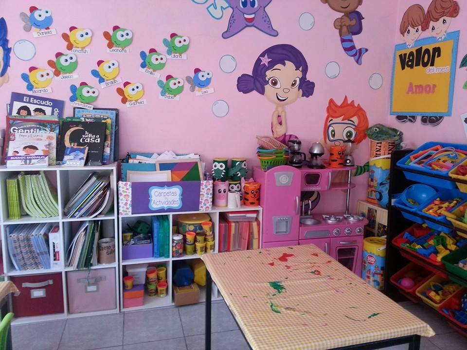 Rincones de clase 17 imagenes educativas for Actividades para el salon de clases de primaria