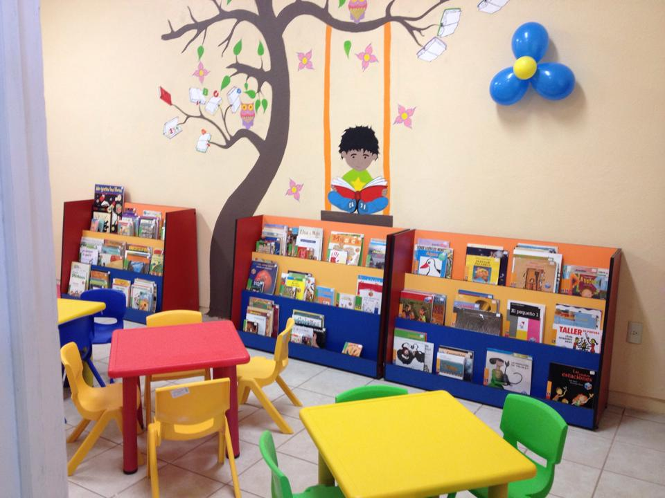 Rincones de clase 5 imagenes educativas for Decoracion aula infantil