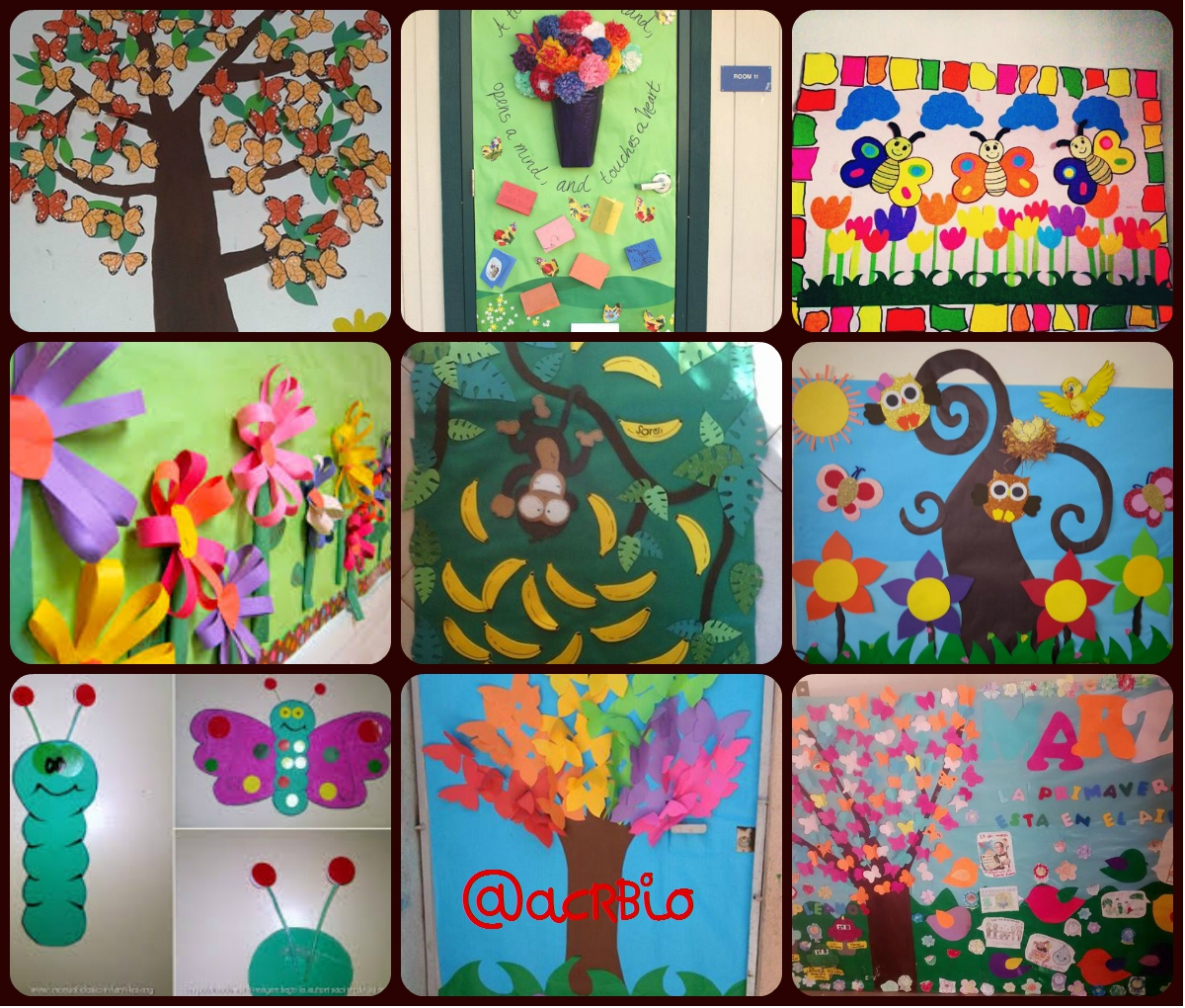 Back to School Classroom Door Decoration Ideas