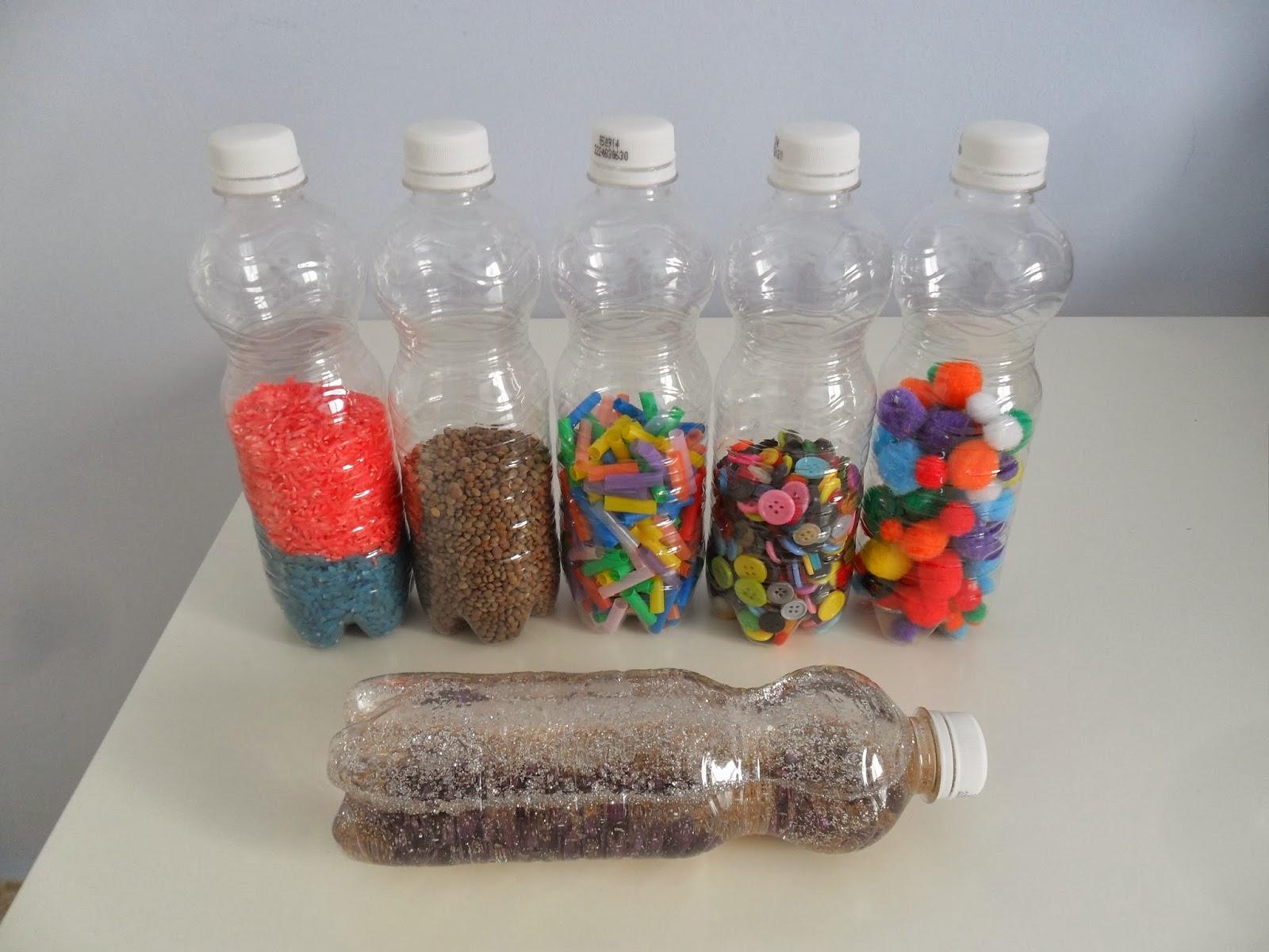 Botellas sensoriales (25) - Imagenes Educativas