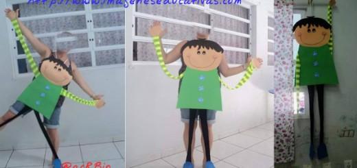 Marioneta gigante foto Portada