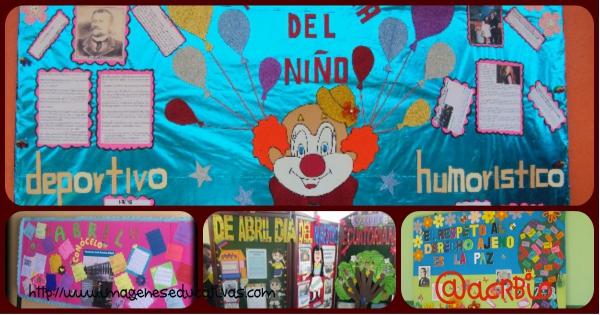 Nuevas ideas para el peri dico mural del mes de abril for El periodico mural y sus secciones