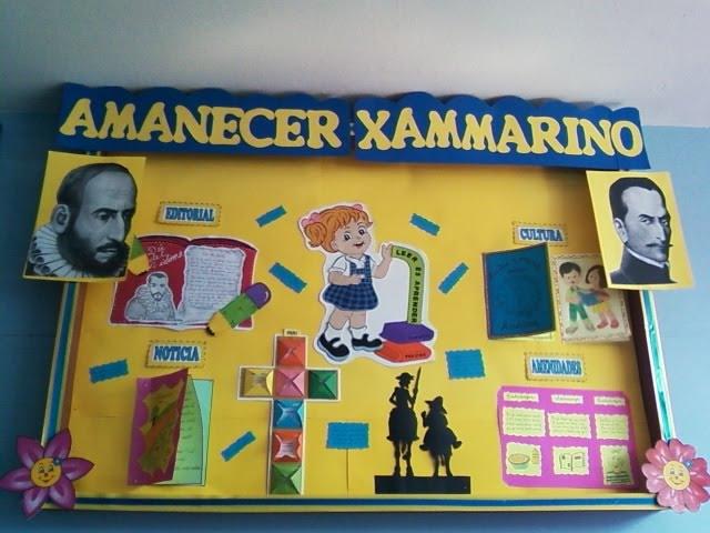 Periodico mural mes de abril (1) - Imagenes Educativas