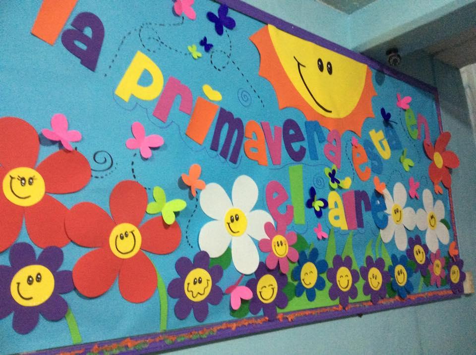 Periodico mural mes de abril 3 imagenes educativas for Mural de fotos en cartulina