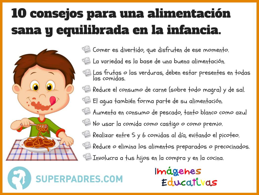 Responsabilidad 2 Parte2012 Cuidado Si Has Escrito Te: 10 Consejos Para Una Alimentación Sana Y Equilibrada En