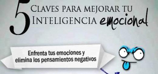 5 Claves para mejorar tú Inteligencia Emocional Portada