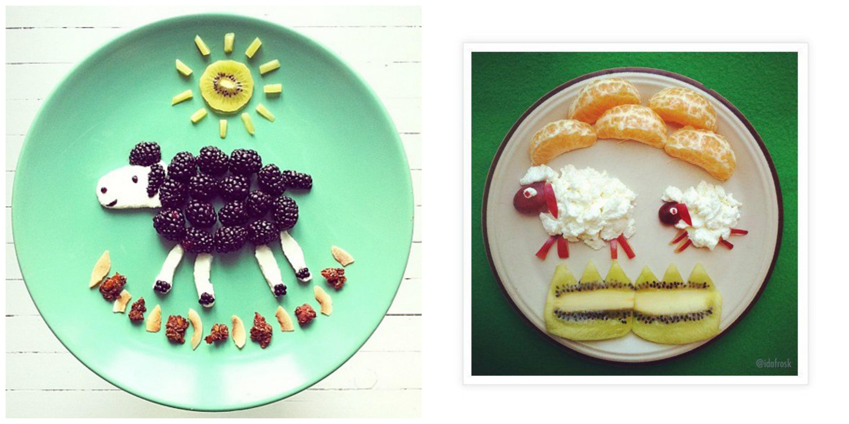 Decoraciones veraniegas para nuestros platos de fruta 12 for Platos de decoracion