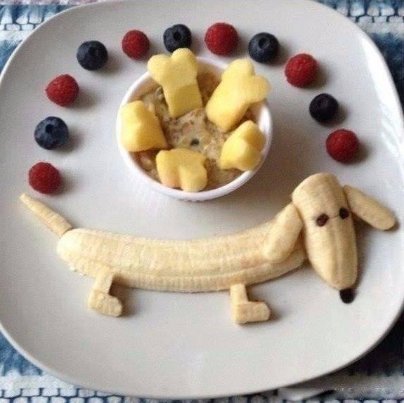 Decoraciones veraniegas para nuestros platos de fruta 3 for Platos de decoracion