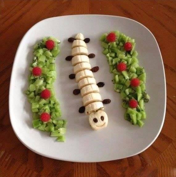 Decoraciones veraniegas para nuestros platos de fruta 4 for Platos de decoracion