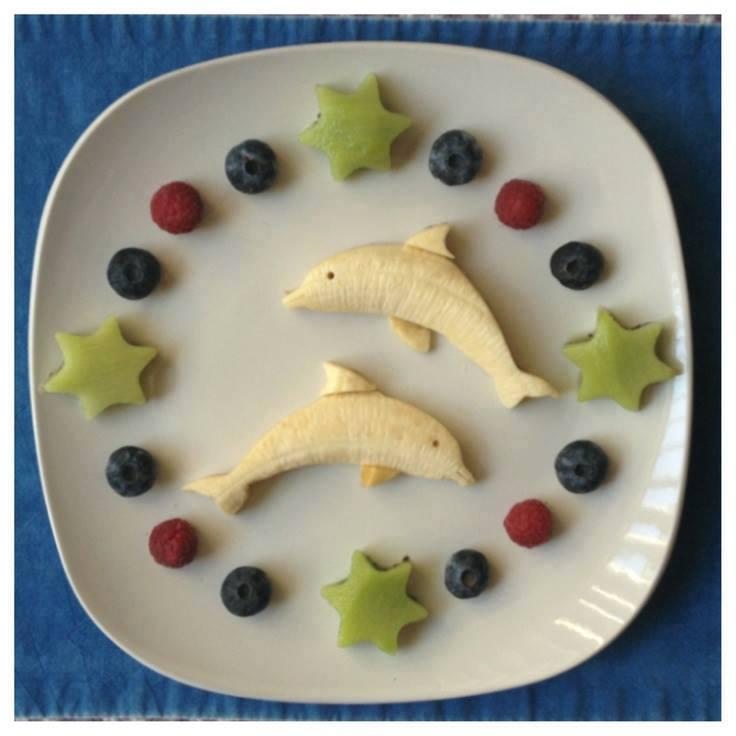 Decoraciones veraniegas para nuestros platos de fruta 5 - Decoracion de platos ...