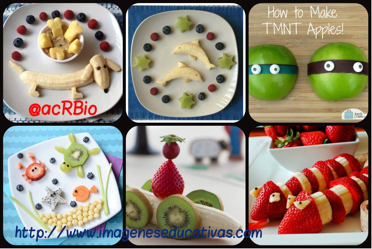 Decoraciones veraniegas para nuestros platos de fruta for Secar frutas para decoracion
