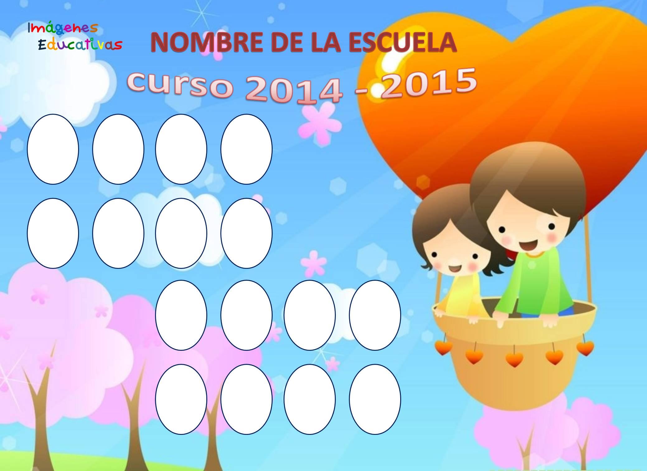 Orlas fin de curso infantil preescolar y primaria 2 - Dibujos infantiles originales ...