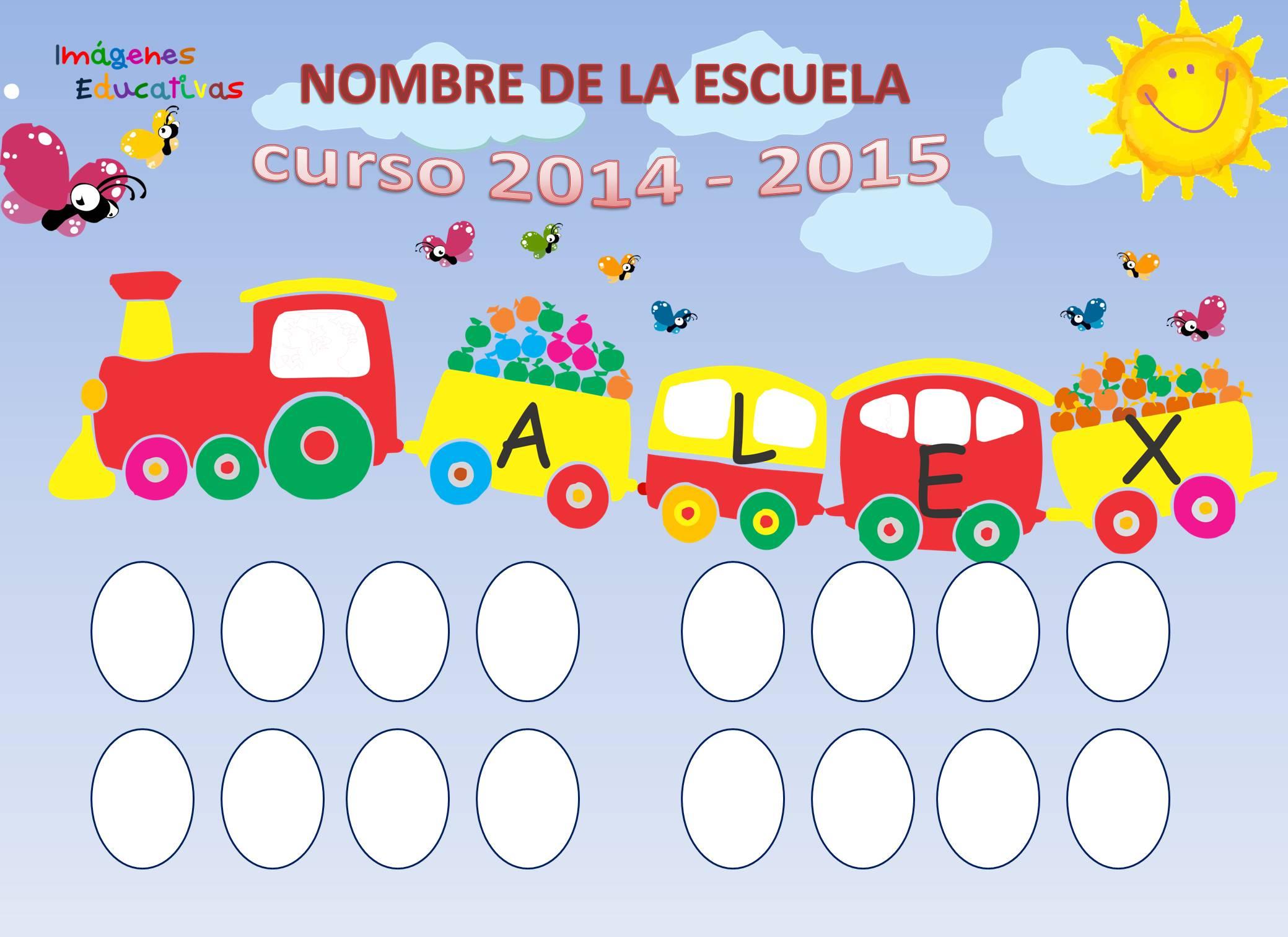 Imagenes Educativas Para Descargar: Orlas Fin De Curso Infantil Preescolar Y Primaria